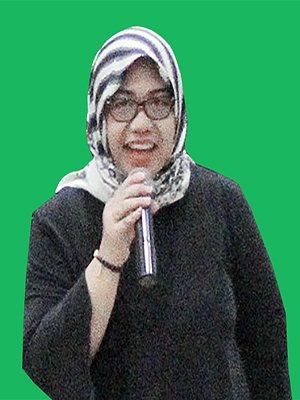 dr. Ghea Sugiharti, Akp., M.K.M